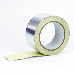 Aluminium Silver Tape (50m)