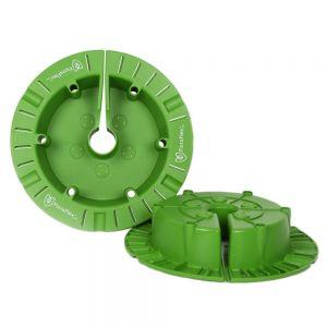 FloraFlex Round Flood & Drip Shield