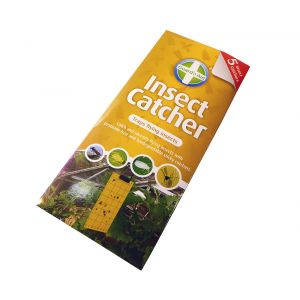 5-Pack Sticky Insect Traps