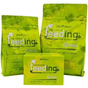 Green House Feeding Powder Grow
