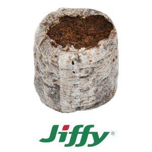 Jiffy Soil Plugs expanded