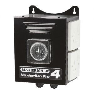 Maxiswitch 26amp 4 Plug Pro Contactor