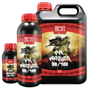 Shogun PK Warrior 9-18