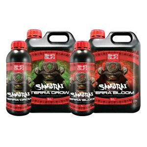 Shogun Samurai Terra Nutrient