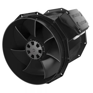 200mm Systemair Revolution Stratos Fans