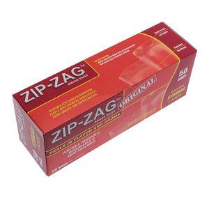Large Zip-Zag Bags x 10