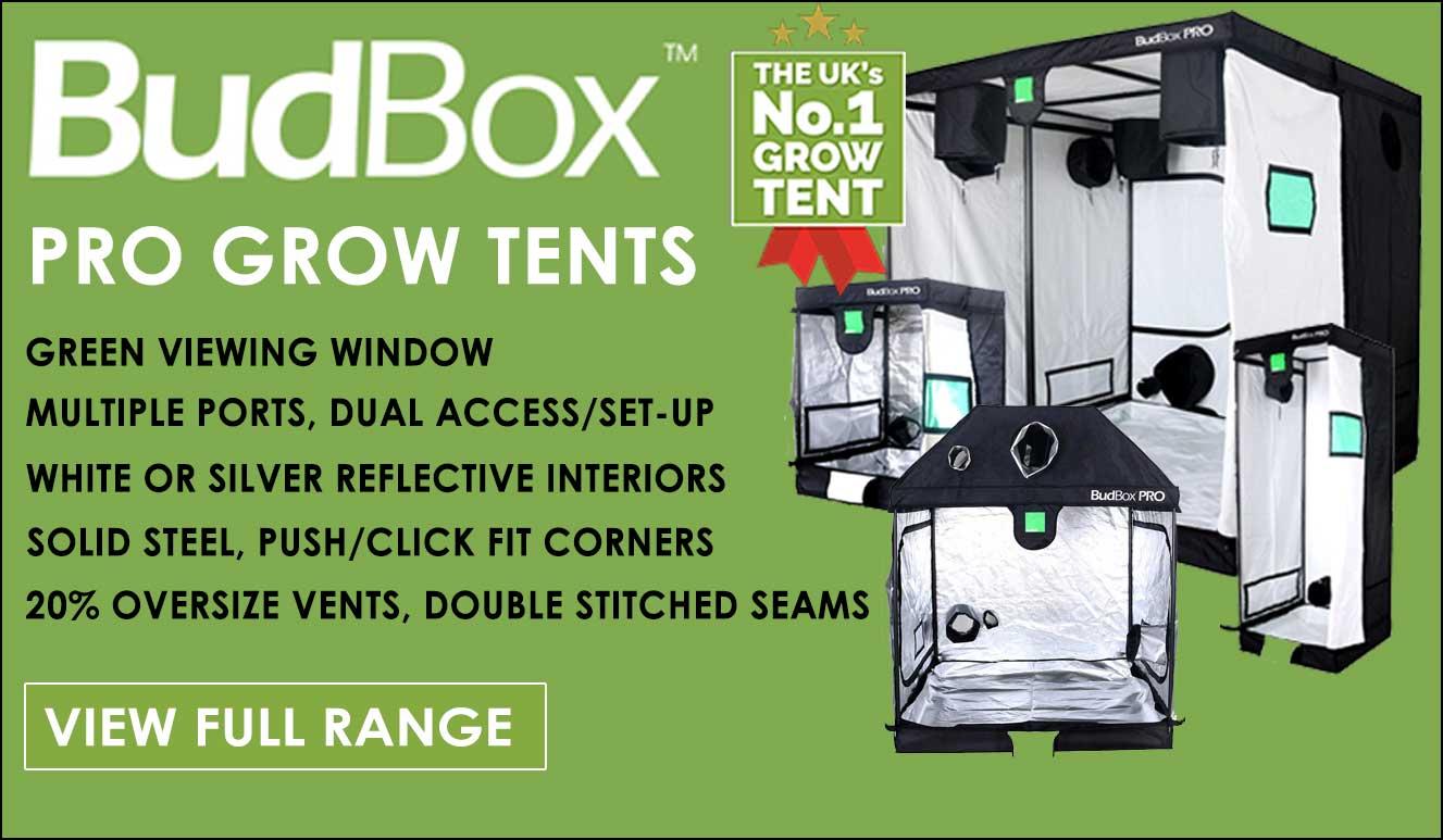 BudBox Grow Tents Hydrohobby