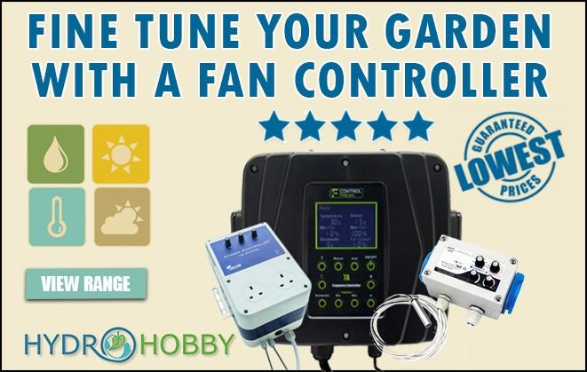 Hydro Hobby Fan Controllers