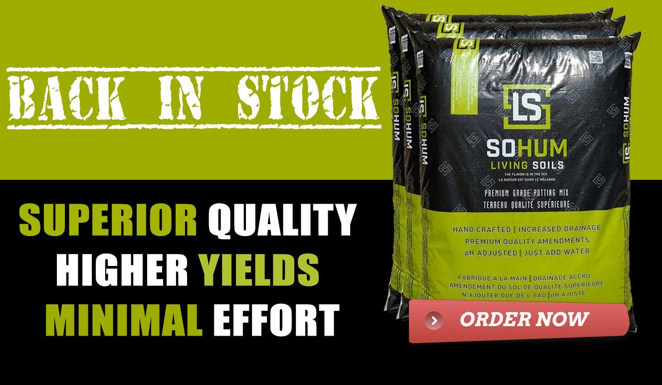 Sohum Living Soil Hydrohobby